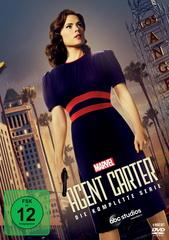 Marvel's Agent Carter - Die komplette Serie (4 Discs) Filmplakat