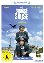 Die große Sause (Jubiläumsedition, digital remastered) Filmplakat