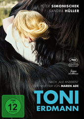 Toni Erdmann Filmplakat