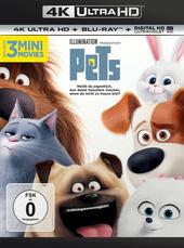 Pets (4K Ultra HD + Blu-ray) Filmplakat