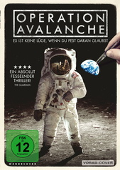 Operation Avalanche Filmplakat