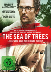 The Sea of Trees Filmplakat
