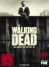 The Walking Dead - Die kompletten Staffeln 1-6 (27 Discs, Uncut) Filmplakat