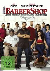 Barbershop: Jeder braucht 'nen frischen Haarschnitt Filmplakat