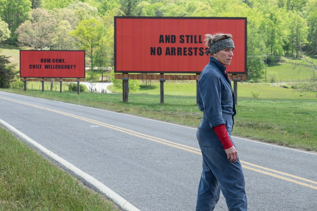 Three Billboards Outside Ebbing, Missouri Filmbild Bild-1