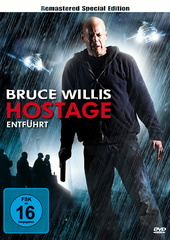 Hostage - Entführt (Remastered Edition) Filmplakat
