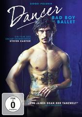 Dancer - Bad Boy of Ballet (OmU) Filmplakat