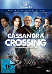 Cassandra Crossing - Treffpunkt Todesbrücke Filmplakat