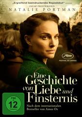 Eine Geschichte von Liebe und Finsternis Filmplakat