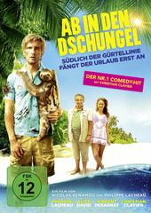 Ab in den Dschungel Filmplakat