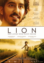 Lion - Der lange Weg nach Hause - Filmplakat