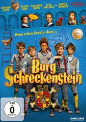 Burg Schreckenstein Filmplakat
