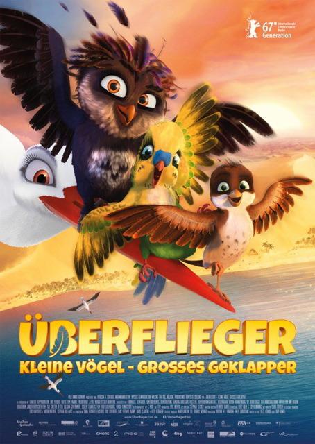 Überflieger - Kleine Vögel, großes Geklapper