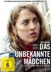 Das unbekannte Mädchen Filmplakat