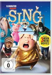 Sing Filmplakat