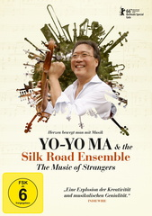 Yo Yo Ma & the Silkroad Ensemble - The Music of Strangers (OmU) Filmplakat