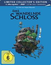 Das wandelnde Schloss (Limited Collector's Edition, + DVD) Filmplakat