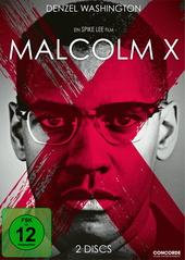 Malcolm X (2 Discs) Filmplakat