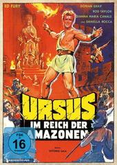 Ursus - Im Reich der Amazonen Filmplakat