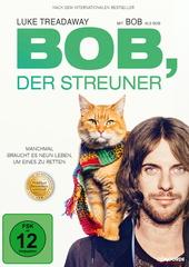 Bob, der Streuner Filmplakat