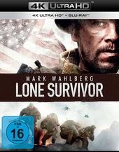 Lone Survivor (4K Ultra HD + Blu-ray) Filmplakat