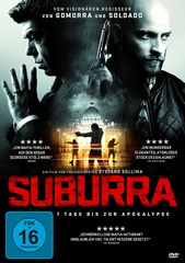 Suburra - 7 Tage bis zur Apokalypse Filmplakat