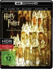 Harry Potter und der Halbblutprinz (4K Ultra HD + Blu-ray) Filmplakat