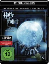 Harry Potter und der Orden des Phönix (4K Ultra HD + Blu-ray) Filmplakat