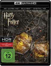 Harry Potter und die Heiligtümer des Todes - Teil 1 (4K Ultra HD + Blu-ray) Filmplakat