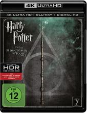 Harry Potter und die Heiligtümer des Todes - Teil 2 (4K Ultra HD + Blu-ray) Filmplakat