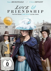 Love & Friendship Filmplakat