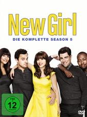New Girl - Die komplette Season 5 (3 Discs) Filmplakat