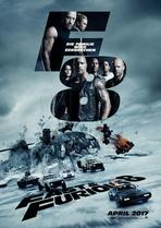 Fast & Furious 8 - Filmplakat
