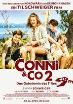 Conni & Co 2 - Das Geheimnis des T-Rex - Filmplakat