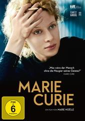 Marie Curie Filmplakat