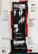 Don't Blink - Robert Frank - Filmplakat