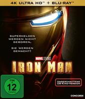 Iron Man (4K Ultra HD + Blu-ray) Filmplakat