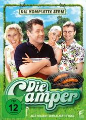 Die Camper - Die komplette Serie (18 Discs) Filmplakat