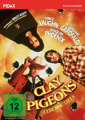 Clay Pigeons - Lebende Ziele Filmplakat