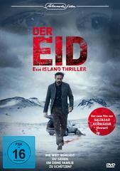 Der Eid - Ein Island Thriller Filmplakat