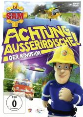Feuerwehrmann Sam - Achtung Außerirdische! Filmplakat