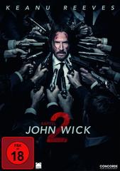 John Wick: Kapitel 2 Filmplakat