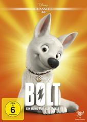 Bolt - Ein Hund für alle Fälle (Disney Classics) Filmplakat