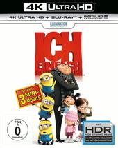 Ich - Einfach unverbesserlich (4K Ultra HD + Blu-ray) Filmplakat