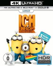 Ich - Einfach unverbesserlich 2 (4K Ultra HD + Blu-ray) Filmplakat