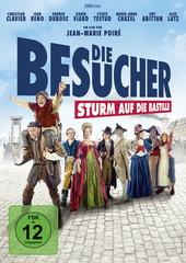Die Besucher - Sturm auf die Bastille Filmplakat