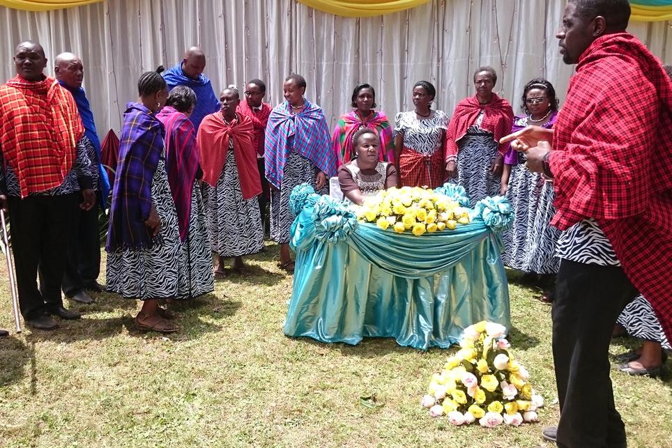 Sing It Loud - Luthers Erben in Tansania Kinostart 18.05.2017, Deutschland 2017