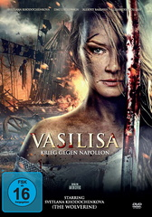Vasilisa - Krieg gegen Napoleon Filmplakat