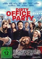 Dirty Office Party Filmplakat