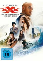 xXx: Die Rückkehr des Xander Cage Filmplakat